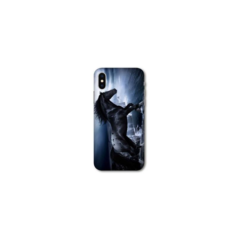 coque iphone x mustang
