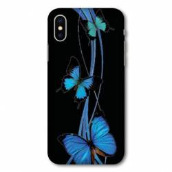 Coque Iphone X papillons