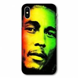 Coque Iphone X Bob Marley