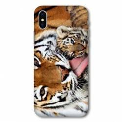 Coque Iphone X felins