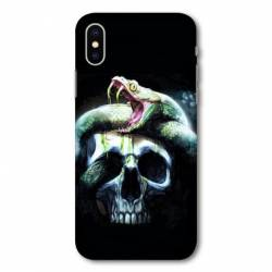 Coque Iphone X reptiles