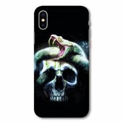 Coque Iphone X reptiles