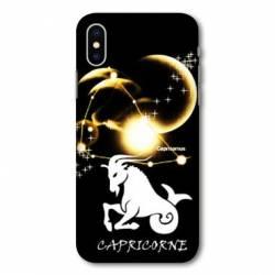 Coque Iphone X signe zodiaque