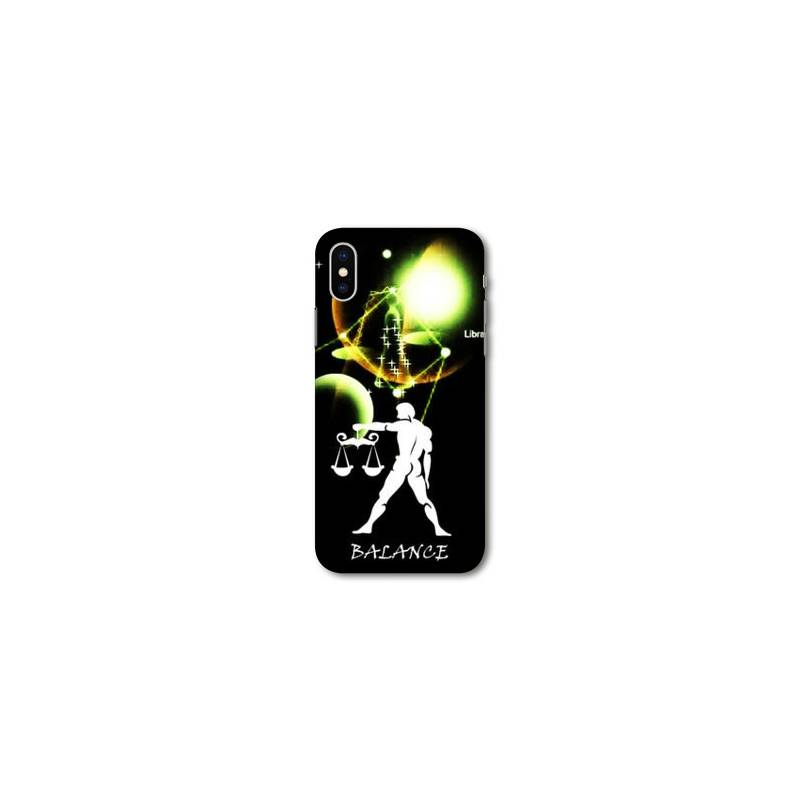 coque iphone x zodiac