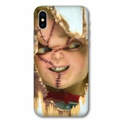Coque Iphone X Horreur