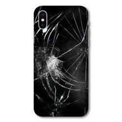 Coque Iphone X Trompe oeil