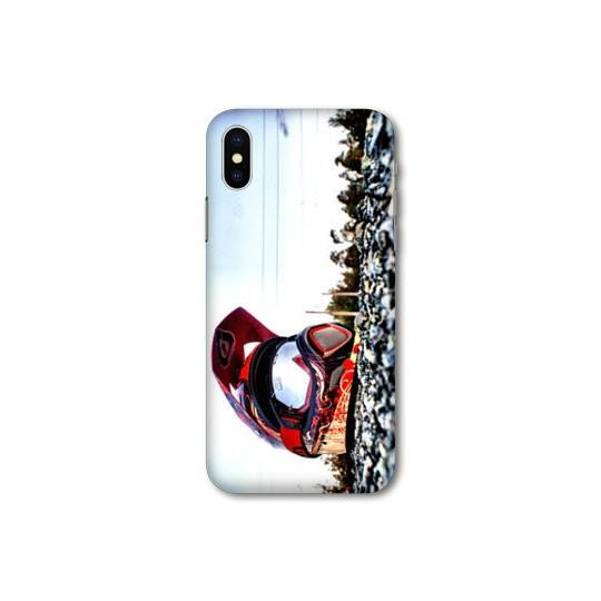 Coque Iphone X Moto