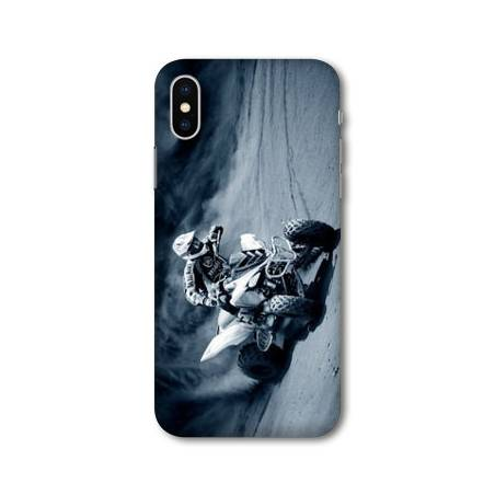 Coque Iphone X Moto
