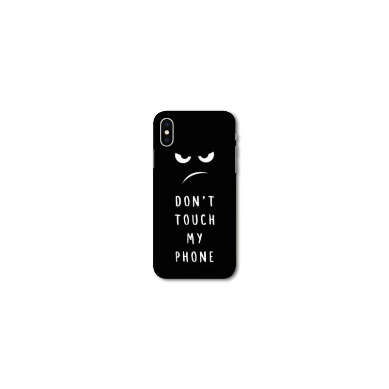 coque iphone x humour