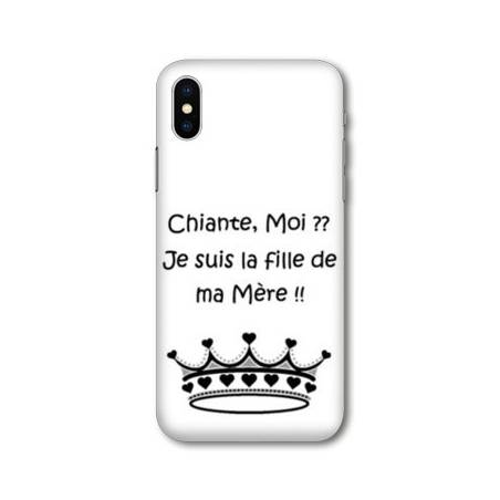 coque iphone xs marrante