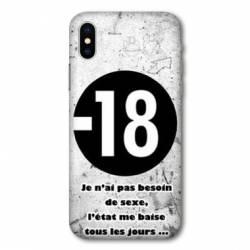 Coque Iphone X Humour