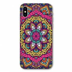 Coque Iphone X Etnic abstrait