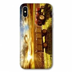 Coque Iphone X Agriculture