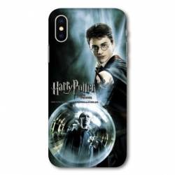 Coque Iphone X WB License harry potter C