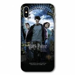 Coque Iphone X WB License harry potter D