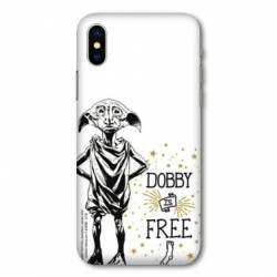 Coque Iphone X WB License harry potter dobby