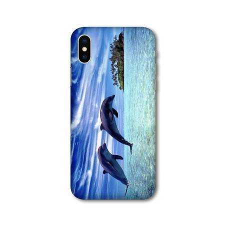 Coque Iphone X animaux