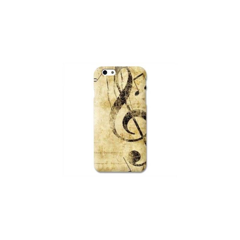 Coque Iphone 6 plus / 6s plus Musique