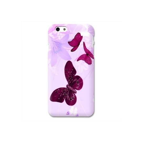 coque pour iphone 6 plus 6s plus papillons