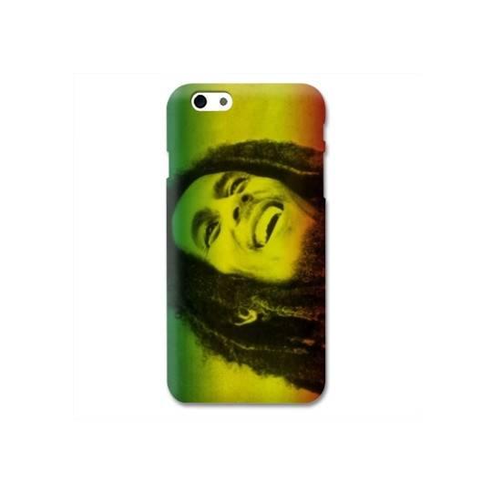 Coque Iphone 6 plus + Bob Marley