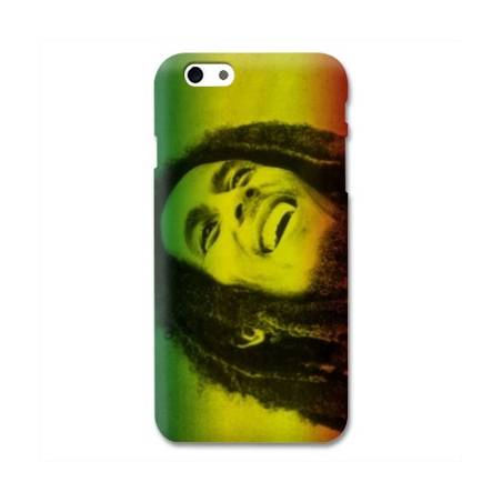 Coque Iphone 6 plus + Bob Marley
