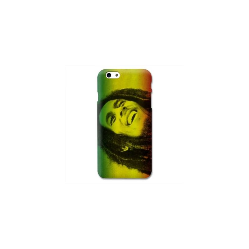 Coque Iphone 6 plus / 6s plus Bob Marley