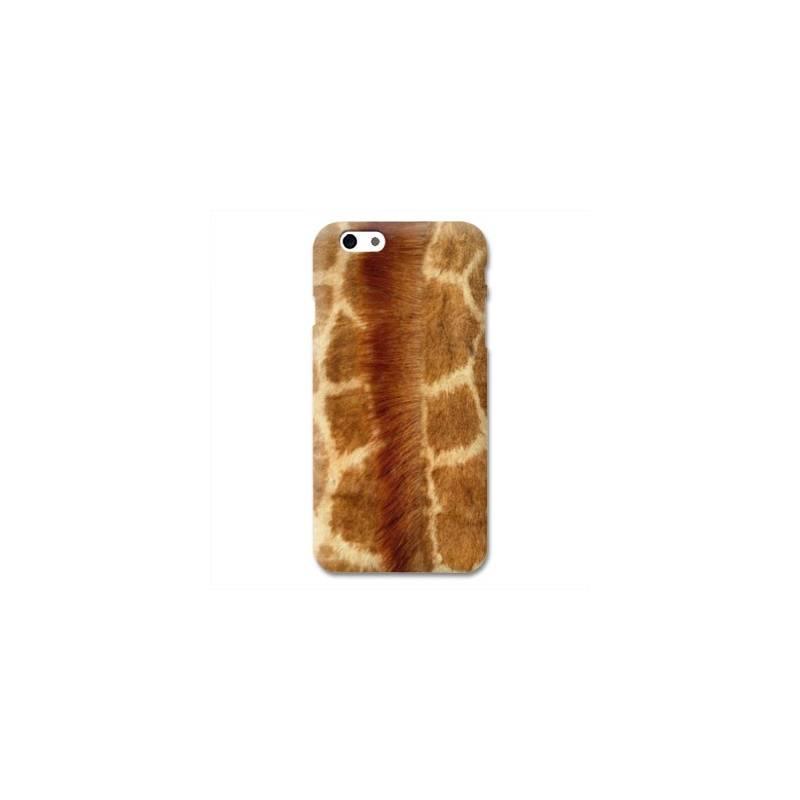 Coque Iphone 6 plus + savane