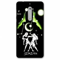 Coque Nokia 8 signe zodiaque