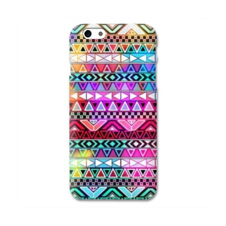Coque Iphone 6 plus + motifs Aztec azteque