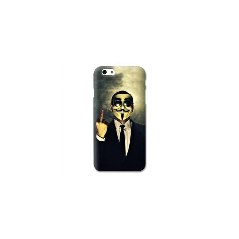 Coque Iphone 6 plus + Anonymous