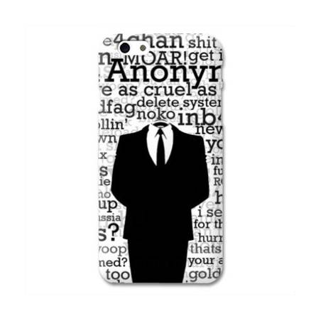 Coque Iphone 6 plus + Anonymous
