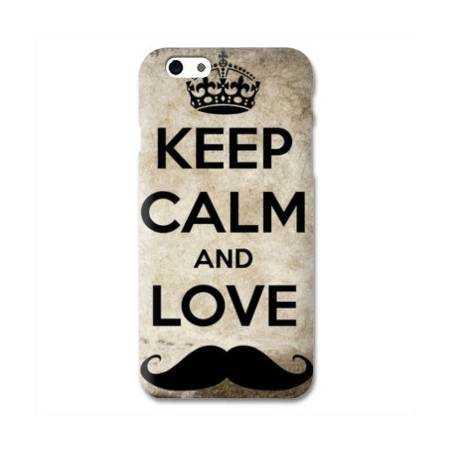 Coque Iphone 6 plus + Keep Calm