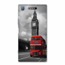 Coque Sony Xperia XZ1 COMPACT Angleterre