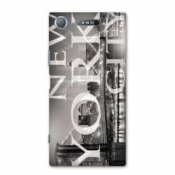 Coque Sony Xperia XZ1 COMPACT Amerique