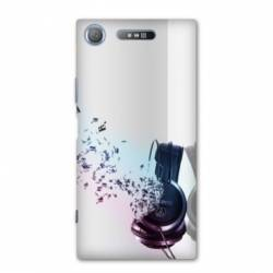 Coque Sony Xperia XZ1 COMPACT techno