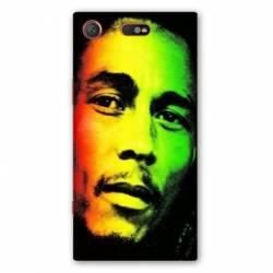 Coque Sony Xperia XZ1 COMPACT Bob Marley