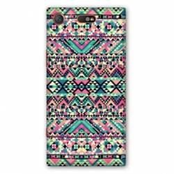 Coque Sony Xperia XZ1 COMPACT motifs Aztec azteque