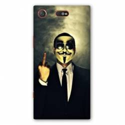 Coque Sony Xperia XZ1 COMPACT Anonymous