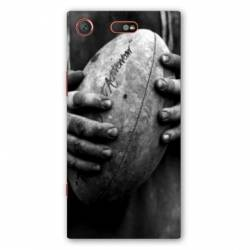 Coque Sony Xperia XZ1 COMPACT Rugby