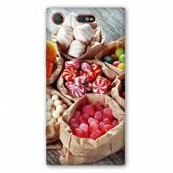 Coque Sony Xperia XZ1 COMPACT Gourmandise