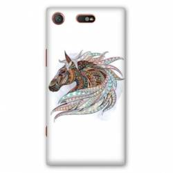 Coque Sony Xperia XZ1 COMPACT Animaux Ethniques