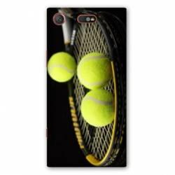 Coque Sony Xperia XZ1 COMPACT Tennis