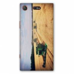 Coque Sony Xperia XZ1 COMPACT Agriculture