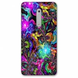 Coque Wiko View Prime Psychedelic
