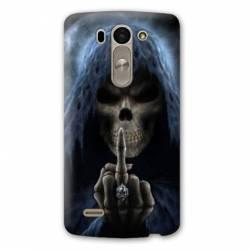 Coque Huawei Mate 10 Pro tete de mort