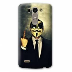 Coque Huawei Mate 10 Pro Anonymous