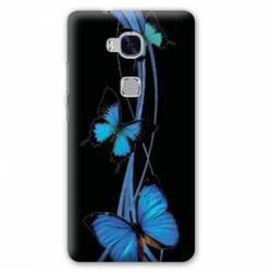 Coque Sony Xperia XA2 papillons