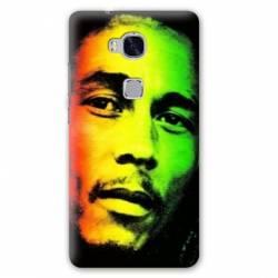 Coque Sony Xperia XA2 Bob Marley