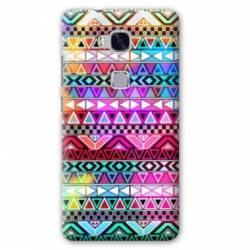 Coque Sony Xperia XA2 motifs Aztec azteque