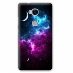 Coque Sony Xperia XA2 Espace Univers Galaxie